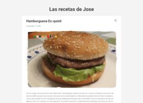 lasrecetasdejose.blogspot.com