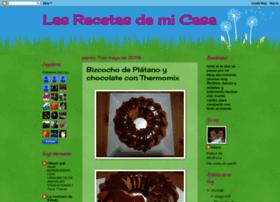 lasrecetasdemicasa.blogspot.com
