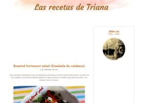 lasrecetasdetriana.com