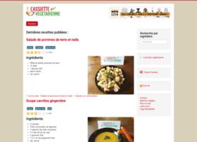 lassiettevegetarienne.fr