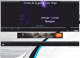 last-hope.forumactif.net