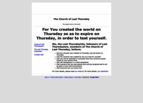 last-thursday.org
