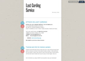 lastcarding.tumblr.com