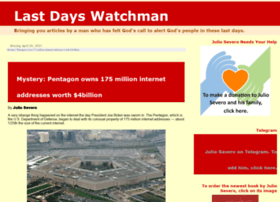 lastdayswatchman.blogspot.com
