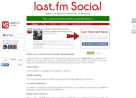 lastfmsocial.com