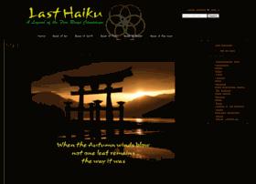 lasthaiku.wikidot.com