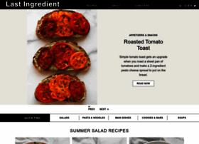 lastingredient.com