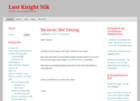 lastknightnik.wordpress.com