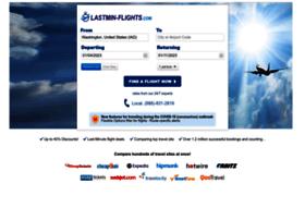 lastmin-flights.com