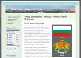 lastminute-bulgarien.com