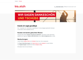 lastminute.travel.ch