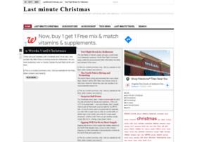 lastminutechristmas.com
