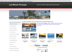 lastminutepackages.ca