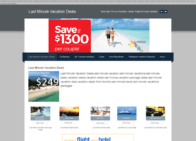 lastminutevacationdeals.ca