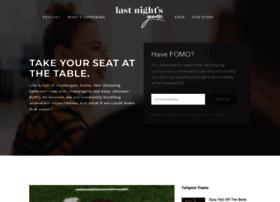 lastnightsgame.com