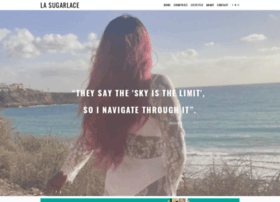 lasugarlace.com