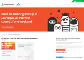 Lasvegas.startupweekend.org