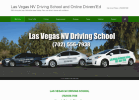 lasvegasnvdrivingschool.com