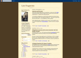 latefragments.com