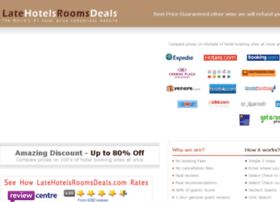 latehotelsroomsdeals.com