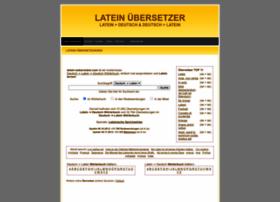 latein-uebersetzer.com