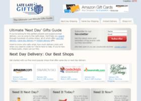 latelategifts.com