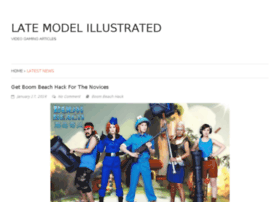 latemodelillustrated.com