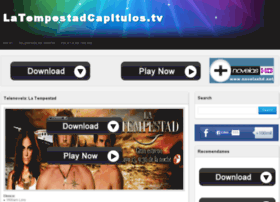 latempestadcapitulos.tv