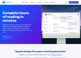 lateral.io