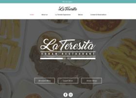 lateresitarestaurant.com