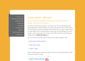 laterne-basteln.com