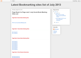 latest-bookmarking-sites-of-july-2013.blogspot.in