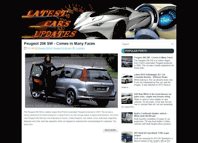 latest-cars-updates.blogspot.in