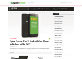 latest-mobilephones.com