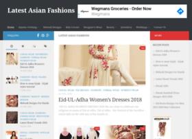 latestasianfashions.com