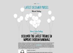 latestdesignerpurses.wordpress.com