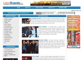 latestevents.com