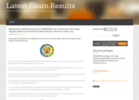 latestexamresults.wordpress.com