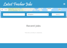 latestfresherjobs.com