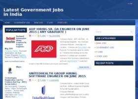 latestgovernmentjobsinindia.blogspot.in