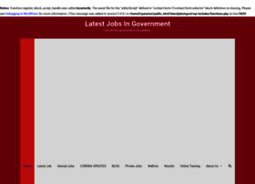 latestjobsingovt.com
