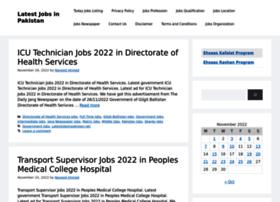 latestjobsinpakistan.net