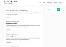 latestnames.com