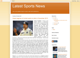 latestnewsportsinfo.blogspot.in