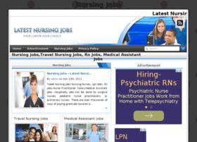 latestnursingjobs.com