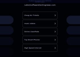 latestsoftwaretestingnews.com