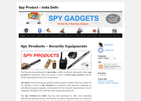 latestspyproductindia.wordpress.com
