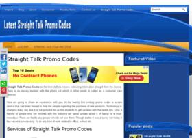 lateststraighttalkpromocodes.com