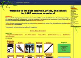 latex-weaponry.com