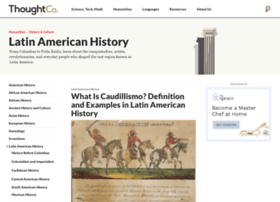 latinamericanhistory.about.com